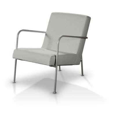 IKEA PS fotelio užvalkalas 161-41 szara plecionka Kolekcija Living