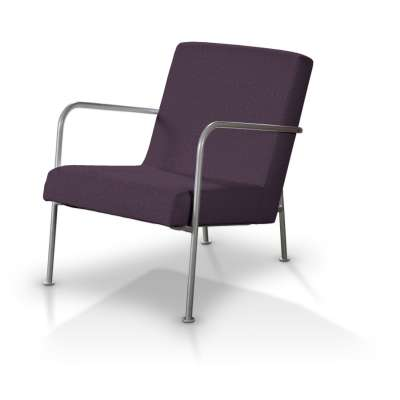 Pokrowiec na fotel Ikea PS w kolekcji Living, tkanina: 161-67