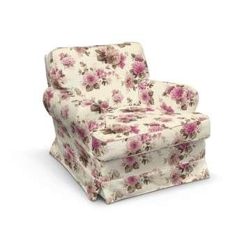 Pokrowiec na fotel Barkaby fotel Barkaby w kolekcji Mirella, tkanina: 141-07