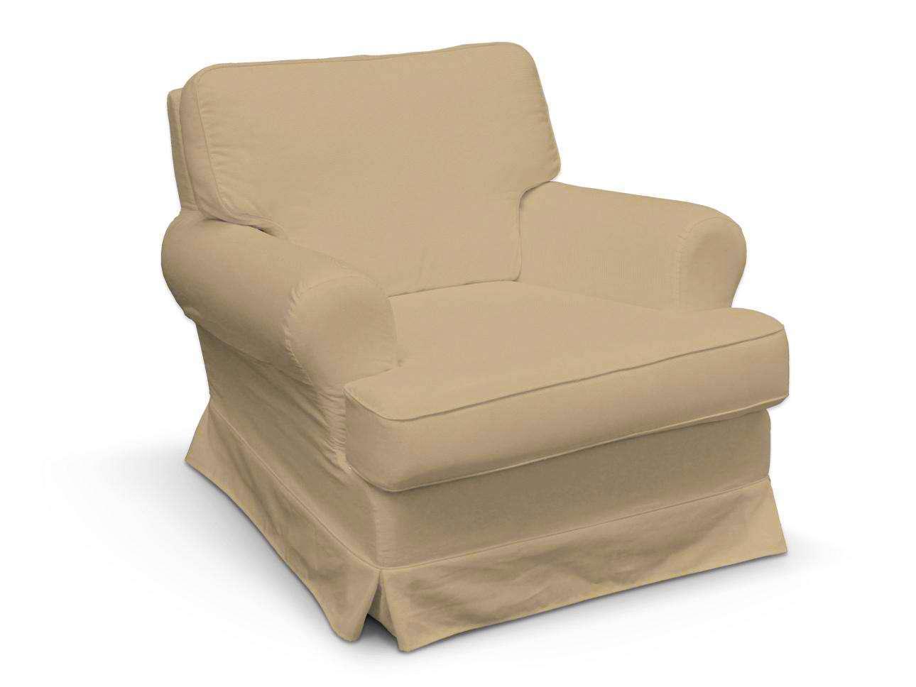 Bezug für Barkaby Sessel von der Kollektion Cotton Panama, Stoff: 702-01