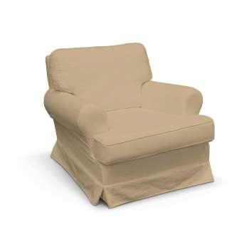 Pokrowiec na fotel Barkaby fotel Barkaby w kolekcji Cotton Panama, tkanina: 702-01