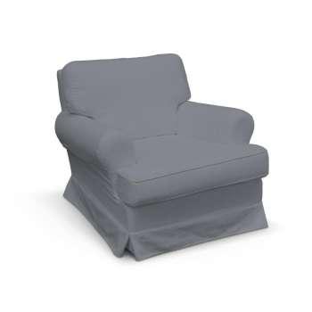 Pokrowiec na fotel Barkaby w kolekcji Cotton Panama, tkanina: 702-07