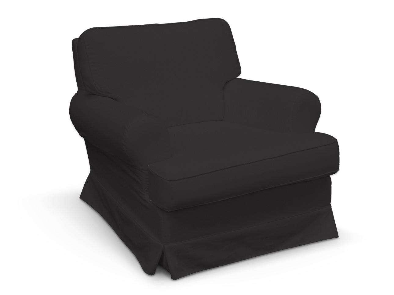 Pokrowiec na fotel Barkaby fotel Barkaby w kolekcji Cotton Panama, tkanina: 702-08