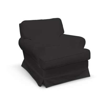 Barkaby fotelio užvalkalas 702-08 grafito pilka su rudumo atspalviu Kolekcija Cotton Panama