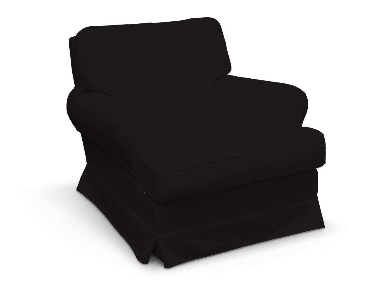 Pokrowiec na fotel Barkaby fotel Barkaby w kolekcji Cotton Panama, tkanina: 702-09