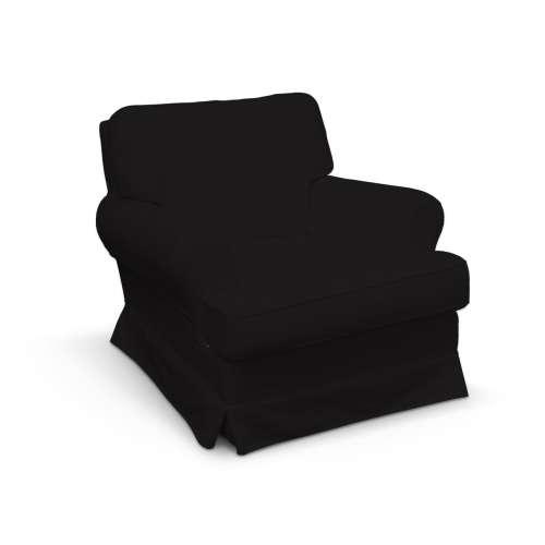 Barkaby Sesselbezug, schwarz, Sessel Barkaby, Cotton Panama