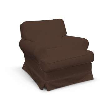Pokrowiec na fotel Barkaby w kolekcji Chenille, tkanina: 702-18