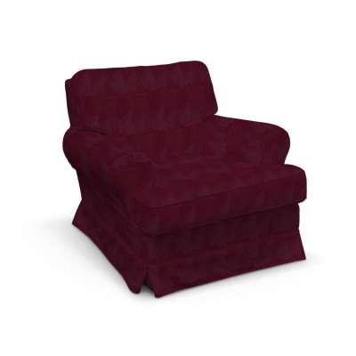 Bezug für Barkaby Sessel von der Kollektion Chenille , Stoff: 702-19