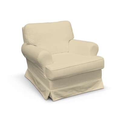 Pokrowiec na fotel Barkaby w kolekcji Chenille, tkanina: 702-22