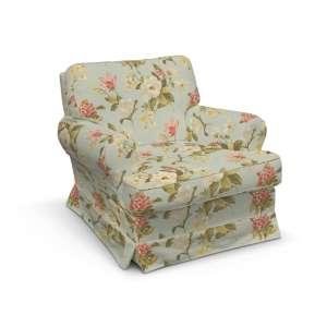 Pokrowiec na fotel Barkaby fotel Barkaby w kolekcji Londres, tkanina: 123-65