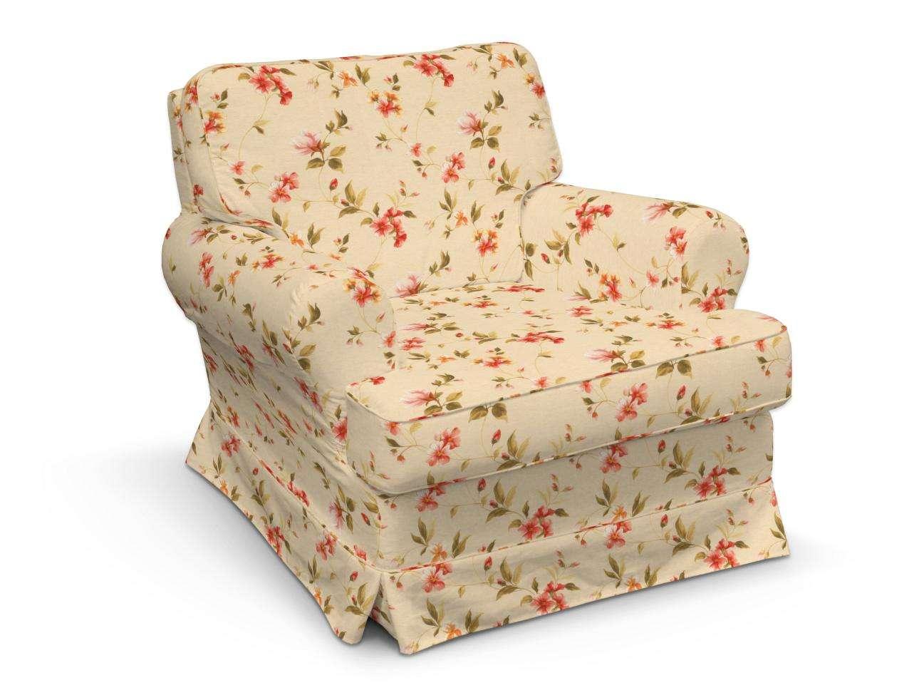 Bezug für Barkaby Sessel von der Kollektion Londres, Stoff: 124-05