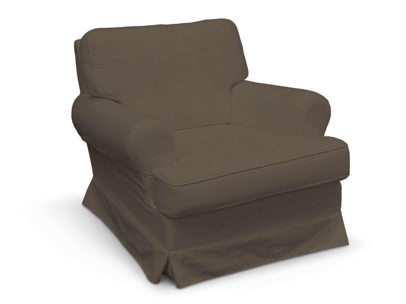 Pokrowiec na fotel Barkaby w kolekcji Etna , tkanina: 705-08
