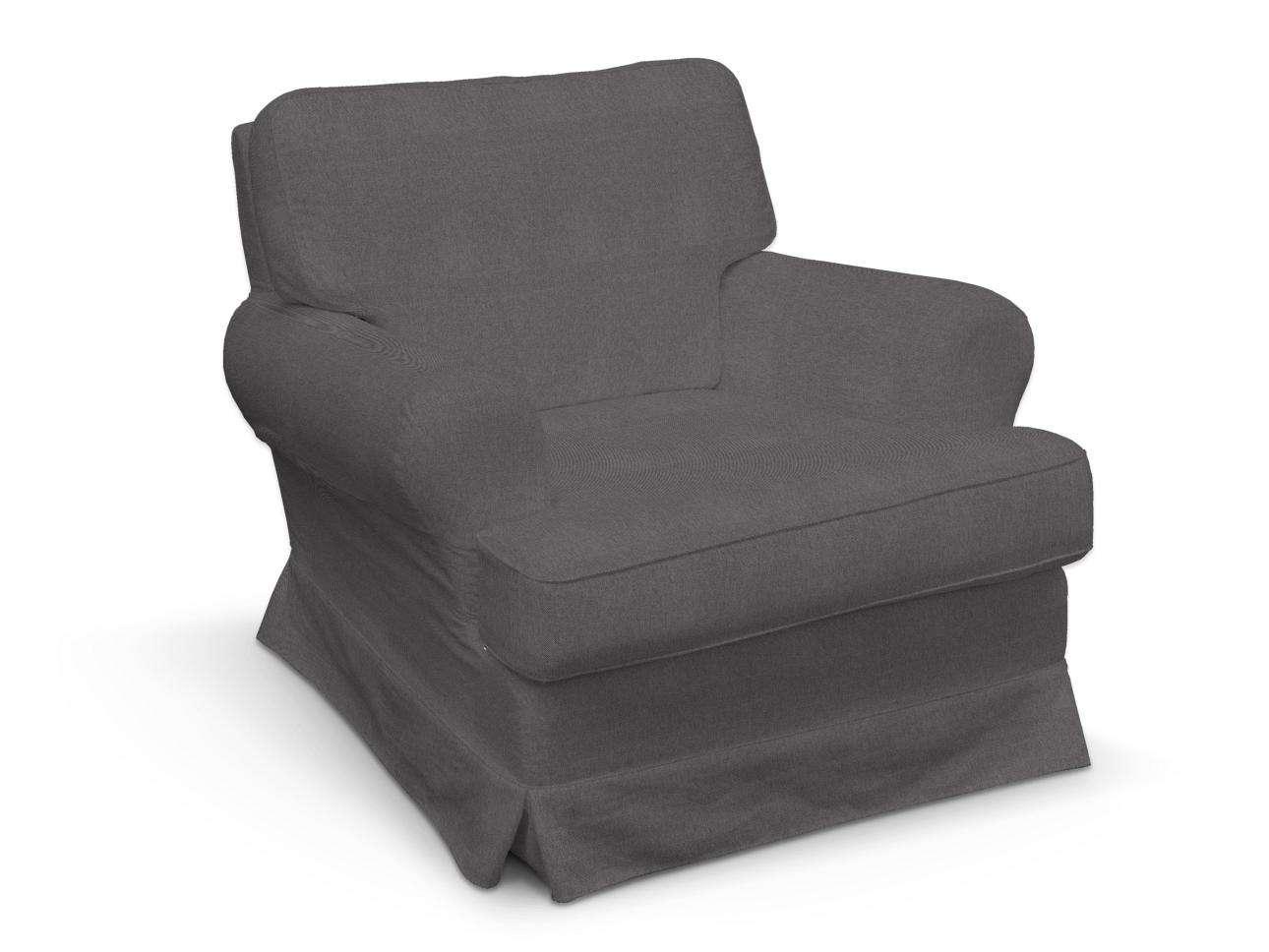 Pokrowiec na fotel Barkaby fotel Barkaby w kolekcji Etna , tkanina: 705-35