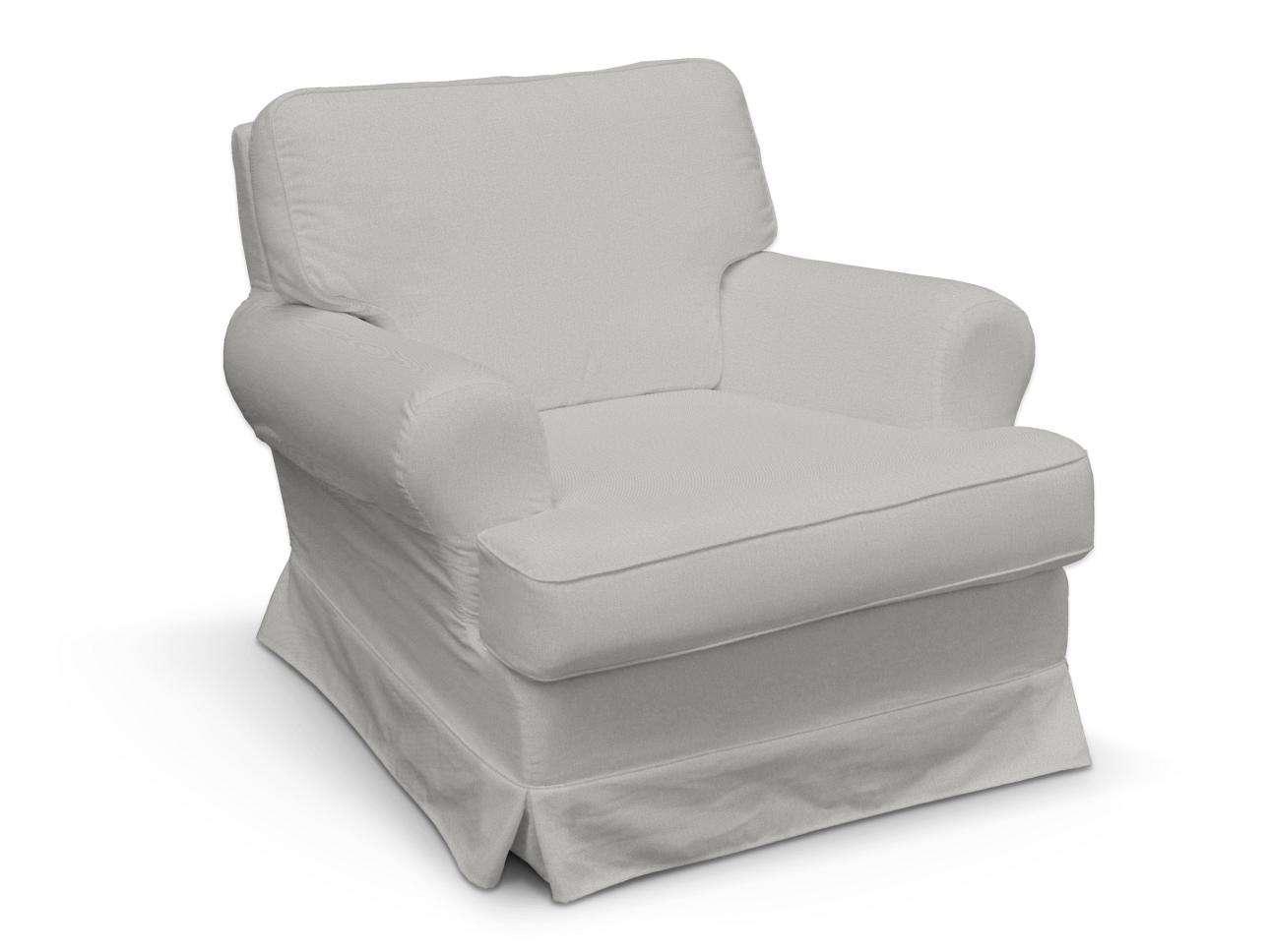 Pokrowiec na fotel Barkaby w kolekcji Etna , tkanina: 705-90