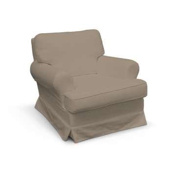 Pokrowiec na fotel Barkaby fotel Barkaby w kolekcji Cotton Panama, tkanina: 702-28