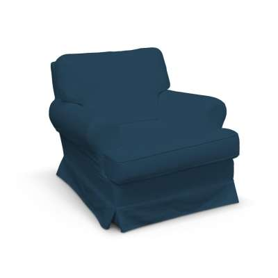 Pokrowiec na fotel Barkaby w kolekcji Cotton Panama, tkanina: 702-30