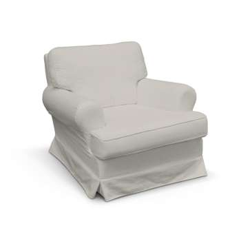 Pokrowiec na fotel Barkaby fotel Barkaby w kolekcji Cotton Panama, tkanina: 702-31