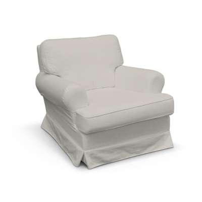Pokrowiec na fotel Barkaby w kolekcji Cotton Panama, tkanina: 702-31