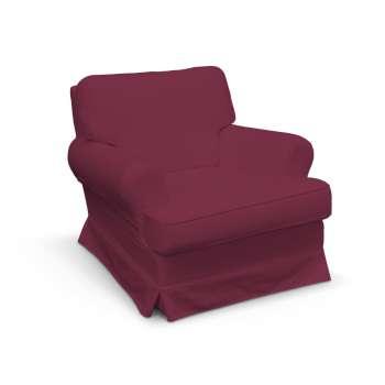 Pokrowiec na fotel Barkaby w kolekcji Cotton Panama, tkanina: 702-32