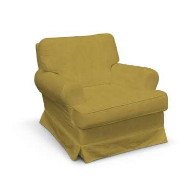 Pokrowiec na fotel Barkaby w kolekcji Etna, tkanina: 705-04
