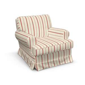 Pokrowiec na fotel Barkaby fotel Barkaby w kolekcji Avinon, tkanina: 129-15