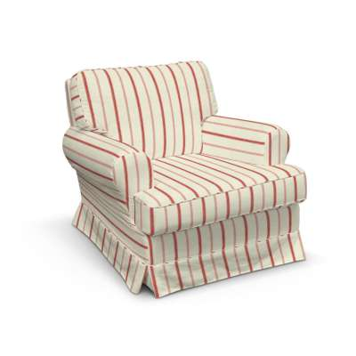 Barkaby armchair cover in collection Avinon, fabric: 129-15