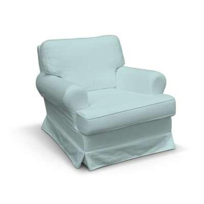 Barkaby fotelio užvalkalas 702-10 pastelinė mėlyna Kolekcija Cotton Panama