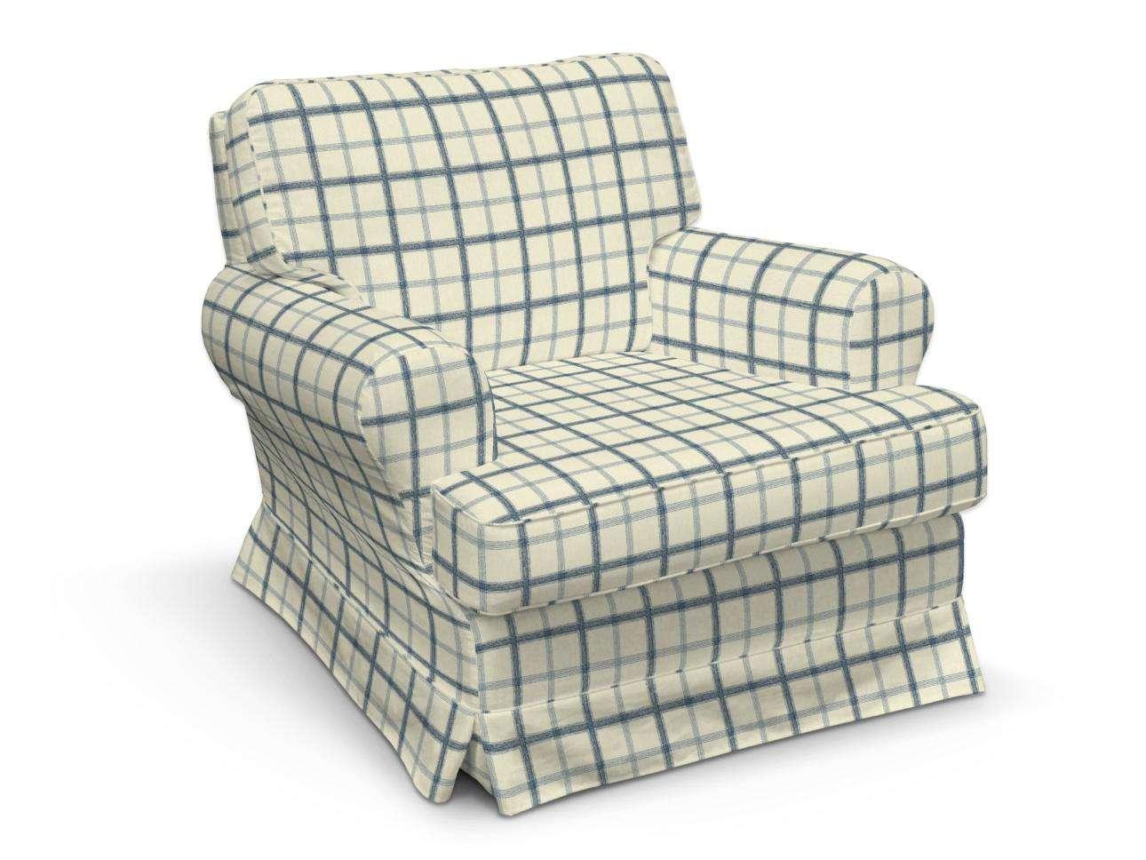 Trekk til IKEA Barkaby lenestol fra kolleksjonen Avinon, Stoffets bredde: 131-66
