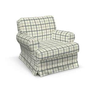 Pokrowiec na fotel Barkaby fotel Barkaby w kolekcji Avinon, tkanina: 131-66