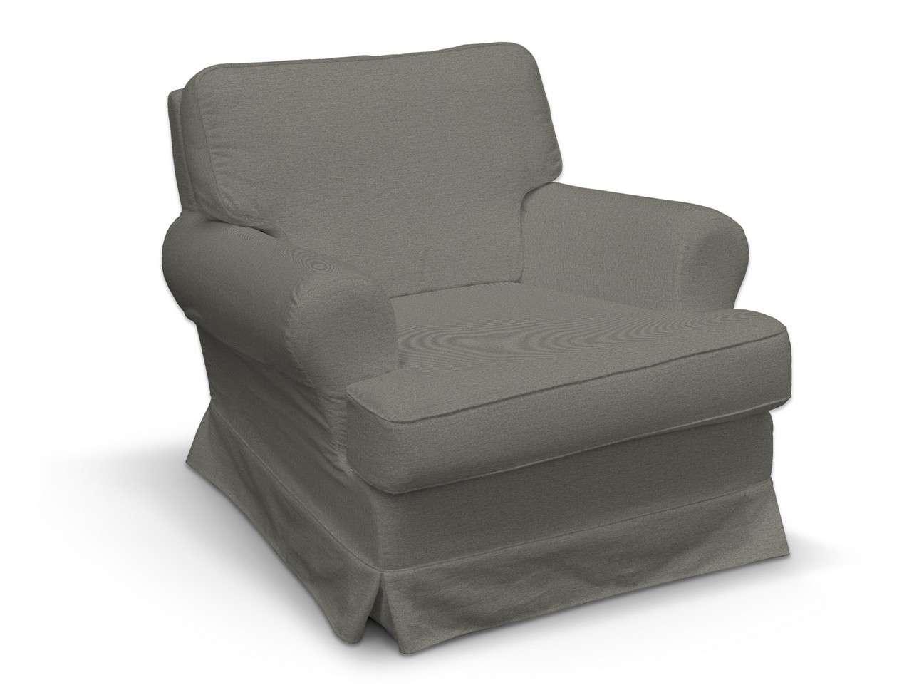 Pokrowiec na fotel Barkaby w kolekcji Etna, tkanina: 161-25