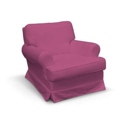 Pokrowiec na fotel Barkaby w kolekcji Living, tkanina: 161-29