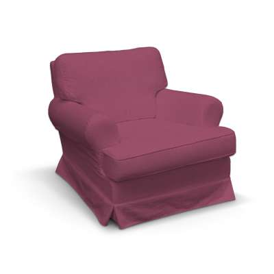 Pokrowiec na fotel Barkaby 160-44 zgaszona fuksja Kolekcja Living