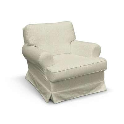 Pokrowiec na fotel Barkaby w kolekcji Living, tkanina: 161-62