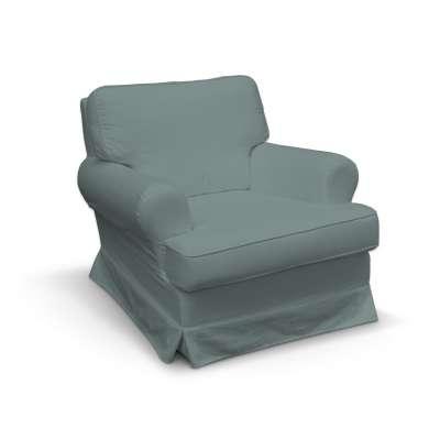 Barkaby fotelio užvalkalas 702-40 turkio pilkšva Kolekcija Cotton Panama