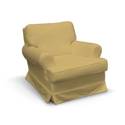 Barkaby fotelio užvalkalas 702-41 prigesinta geltona Kolekcija Cotton Panama
