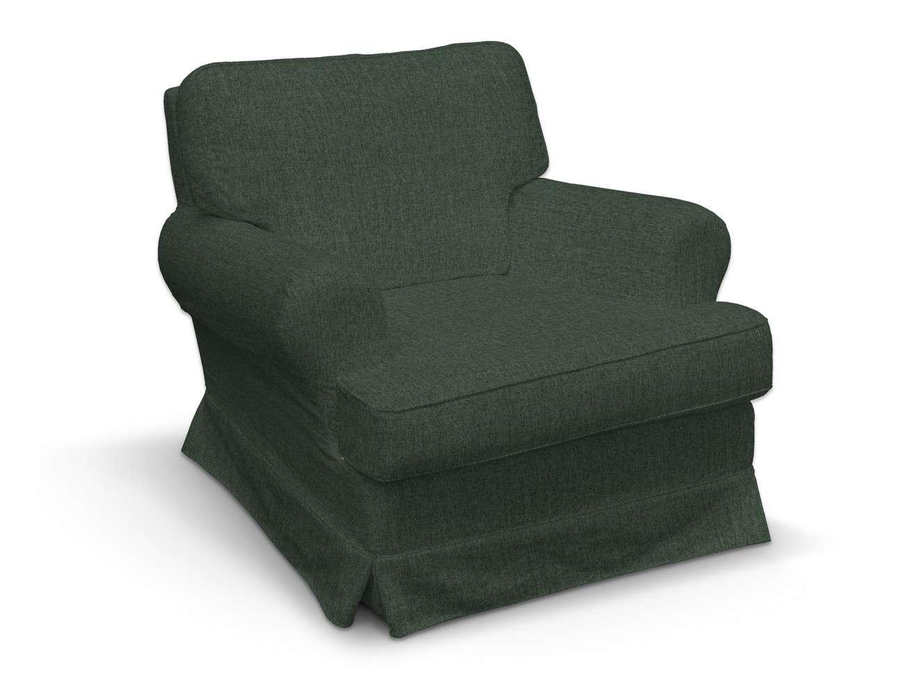 Pokrowiec na fotel Barkaby w kolekcji City, tkanina: 704-81