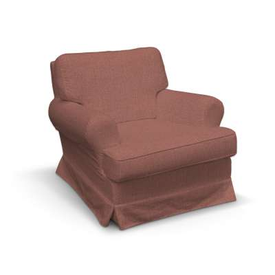 Pokrowiec na fotel Barkaby w kolekcji City, tkanina: 704-84