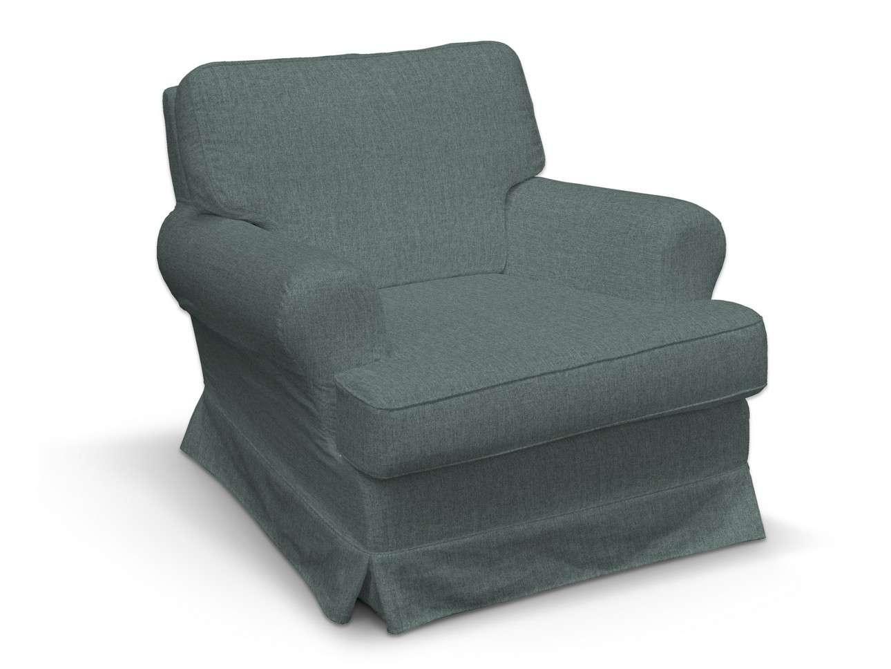 Pokrowiec na fotel Barkaby w kolekcji City, tkanina: 704-85
