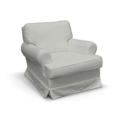 Pokrowiec na fotel Barkaby w kolekcji Living, tkanina: 161-41