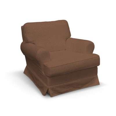 Pokrowiec na fotel Barkaby w kolekcji Living, tkanina: 161-65