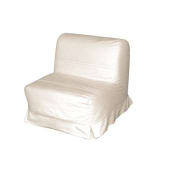 Lycksele chair cover with box pleats IKEA