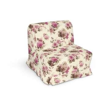 Lycksele Sesselbezug mit Kellerfalten