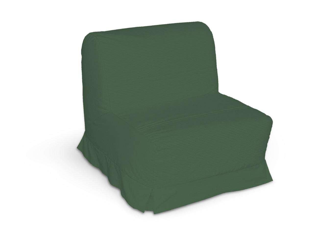 Pokrowiec na fotel Lycksele z kontrafałdami sofa Lycksele 1os. w kolekcji Cotton Panama, tkanina: 702-06
