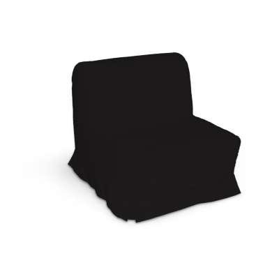 Pokrowiec na fotel Lycksele z kontrafałdami w kolekcji Cotton Panama, tkanina: 702-09