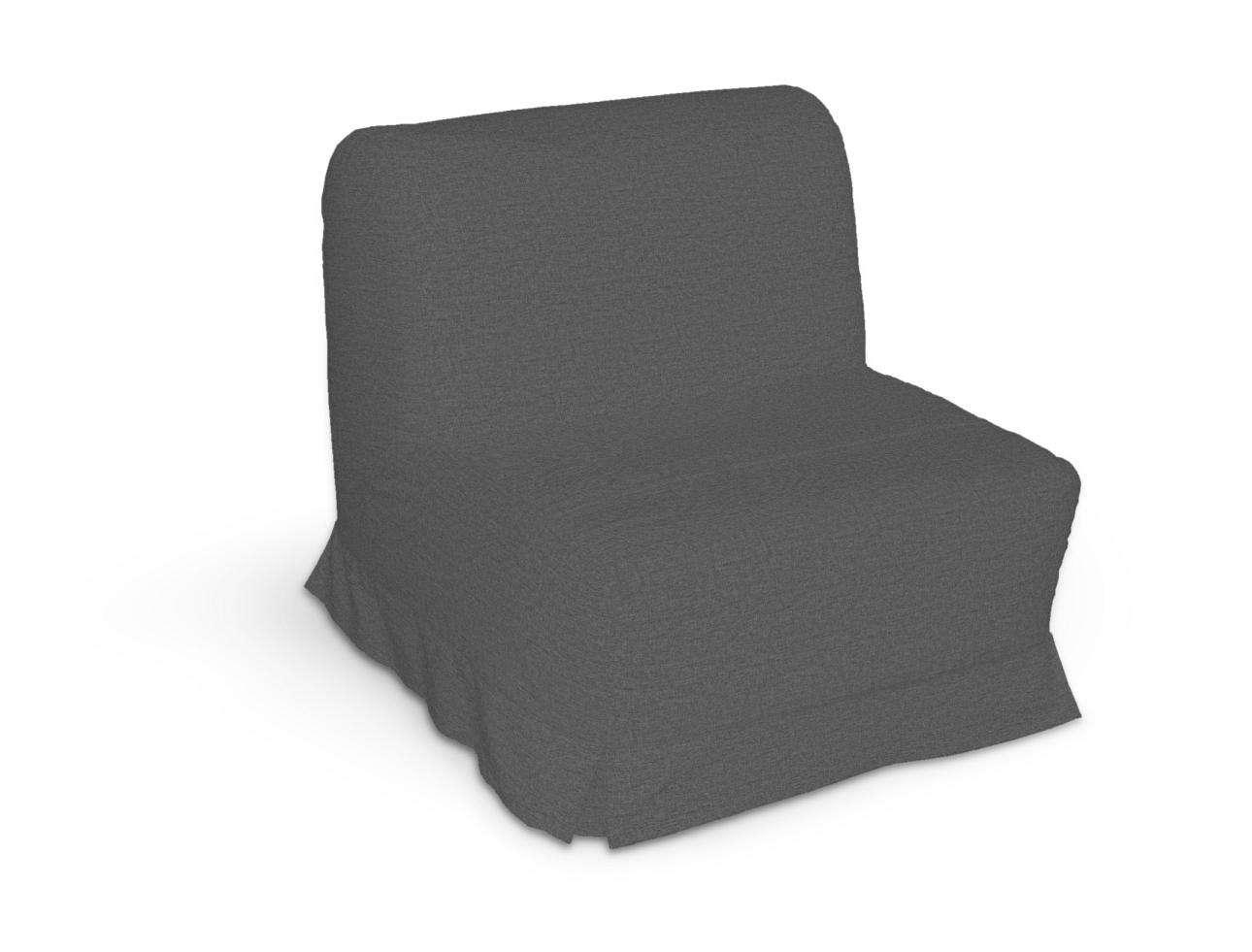 Pokrowiec na fotel Lycksele z kontrafałdami sofa Lycksele 1os. w kolekcji Edinburgh, tkanina: 115-77