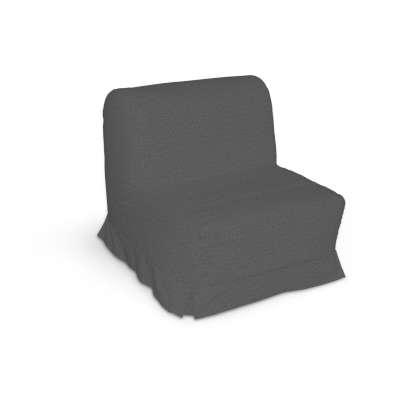 Pokrowiec na fotel Lycksele z kontrafałdami w kolekcji Edinburgh, tkanina: 115-77