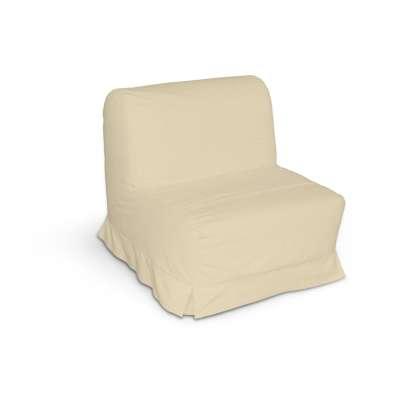 Pokrowiec na fotel Lycksele z kontrafałdami w kolekcji Chenille, tkanina: 702-22