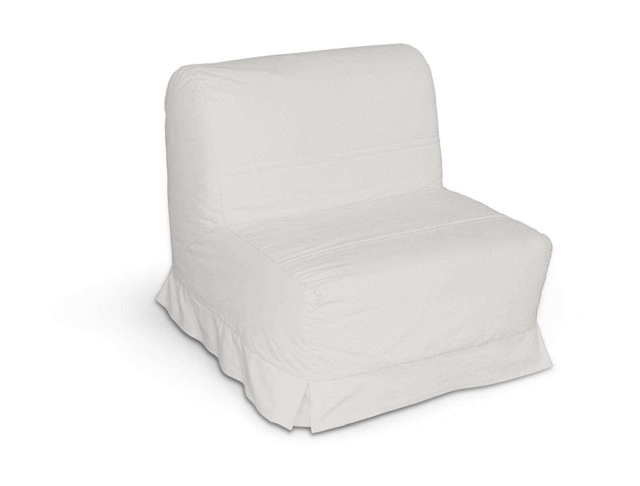 Pokrowiec na fotel Lycksele z kontrafałdami sofa Lycksele 1os. w kolekcji Etna , tkanina: 705-01