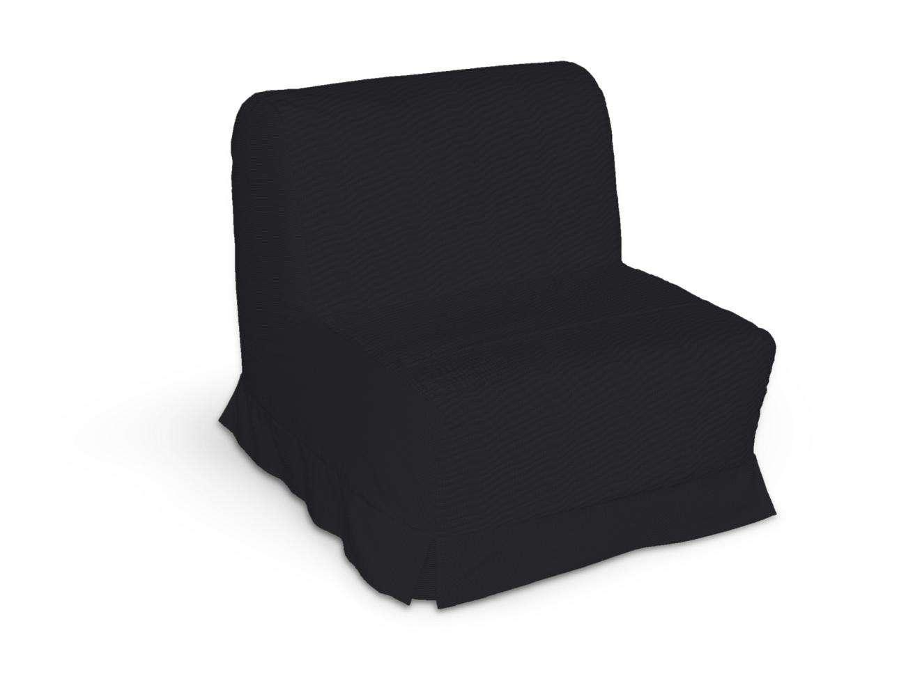 Lycksele Sesselbezug mit Kellerfalten Lycksele von der Kollektion Etna, Stoff: 705-00