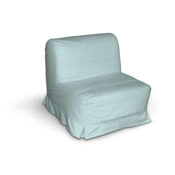 Pokrowiec na fotel Lycksele z kontrafałdami sofa Lycksele 1os. w kolekcji Cotton Panama, tkanina: 702-10